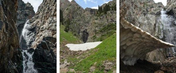 Тур на Черный водопад