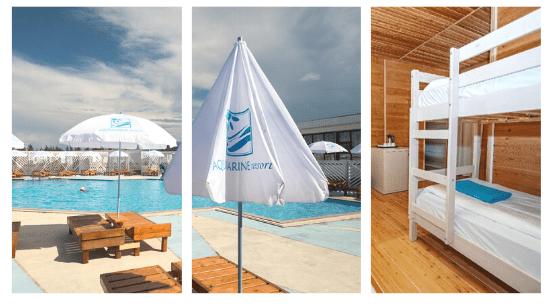 Туры на Алаколь: комплекс Aquamarine Resort