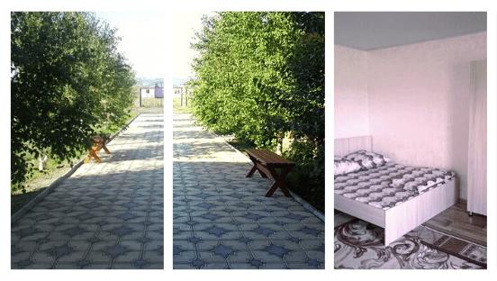 Туры на Алаколь: комплекс Коктума