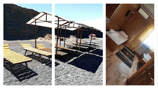 Туры на Алаколь: семейная зона отдыха Mandarin