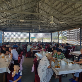 Семейная база отдыха Уялы (Алаколь)