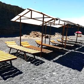 Комплекс Мандарин для семейного отдыха на озере Алаколь